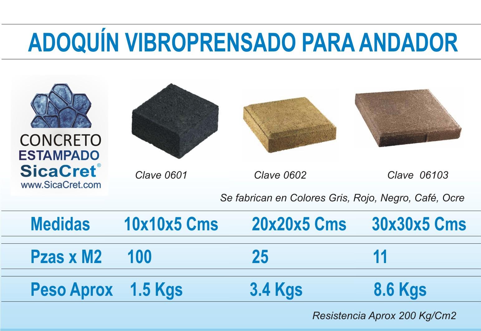 4 Catalogo De Adoquin Y Block En Toluca Lerma Metepec